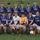 The Wicklow Under-16 team that defeated Waterford