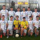 The Wicklow squad prior to the Fr Manning Cup final