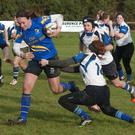Ann-Marie Burke on the charge for Rathdrum