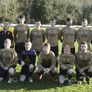 St Patrick's, who drew 1-1 with Shamrock Celtic last Sunday