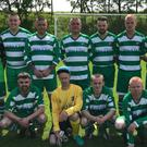 Arklow Celtic, who booked their place in theThomas Scott Cup final