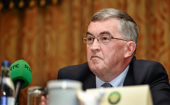 Bray Wanderers FC chairman Denis O'Connor has resigned