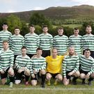Greystones United, who shared the spoils with Glencormac United in their Division 2 clash.