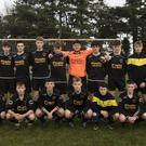 Avonmore FC, who overcame Tombrack United in the LFA Youth Cup