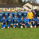 Conary United, who managed to secure a draw with Shamrock Celtic in their Division 3 clash at Rooster Park on Sunday