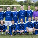 Ashford Rovers, who closed in on the Andy McEvoy Premier Division title with a win over Newtown United.