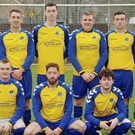 Wicklow Town, who edged out local rivals Wicklow Rovers on Sunday.