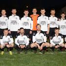 St Peter's, who hosted Rathnew AFC in the Wicklow Cup on Friday night