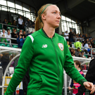 Louise Quinn helped Arsenal to their first Super League title since 2012