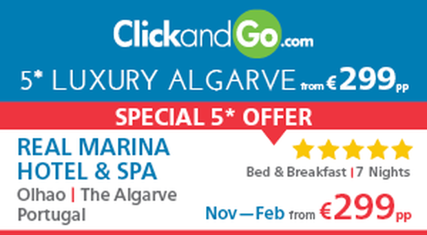 Real Marina Hotel and Spa from Click and Go
