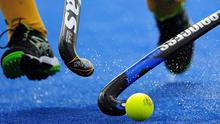John Jackson's last-minute equaliser against Wales was the highlight of Ireland's return to indoor international hockey after a 33-year break. Stock photo