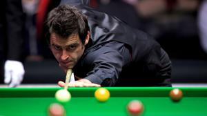 Ronnie O'Sullivan was among the winners on the opening day in Llandudno