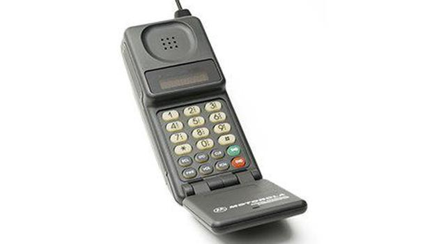 Phones in the 1990s