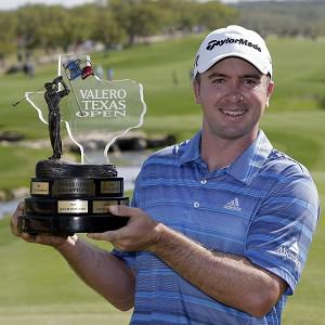Martin Laird is now heading for Augusta after his victory in Texas (AP)