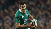 A calf injury has ruled Ireland's Johnny Sexton out of the Six Nations opener against Scotland