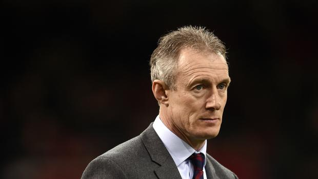 Wales interim coach Rob Howley hailed an 'outstanding' performance as Ireland were beaten 22-9 in their RBS 6 Nations clash in Cardiff