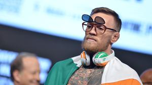 Conor McGregor has retired from UFC (PA archive)