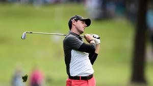 Rory McIlroy suffered an early exit from the BMW PGA Championship