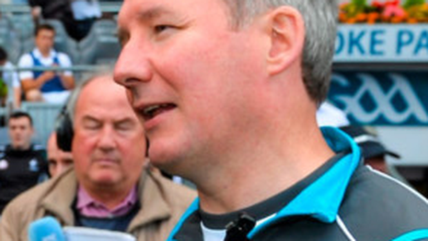 Jim Gavin is hoping to lead his Dublin team to regain the All-Ireland title