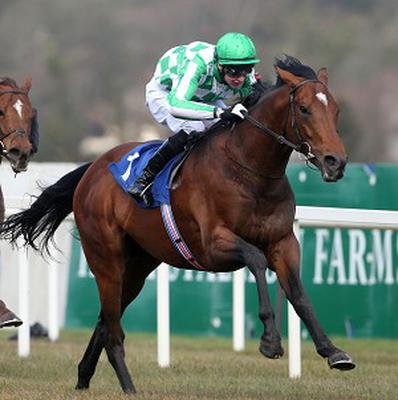 Declaration Of War stretches clear for an impressive victory