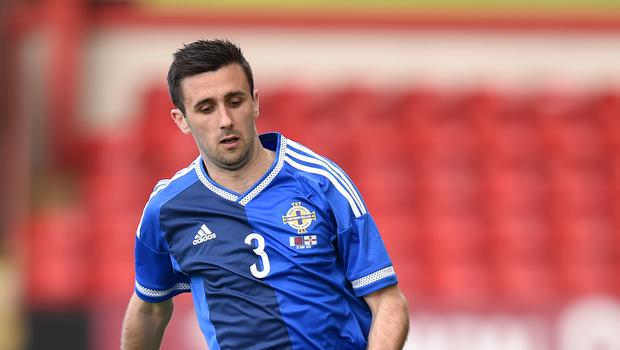 Daniel Lafferty has been called into the Northern Ireland squad