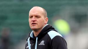 Gregor Townsend was thrilled after his side won the club's first major silverware