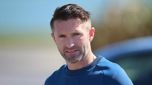 The length of Robbie Keane's new deal with the LA Galaxy has not been revealed