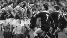 Willie Anderson v New Zealand, 1989