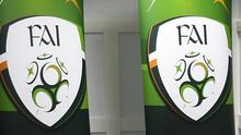 The FAI have welcomed the Government's latest stance on matches and training