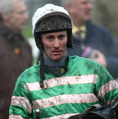JT McNamara was injured at Cheltenham Festival
