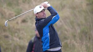 Padraig Harrington is back in action on the PGA Tour this week