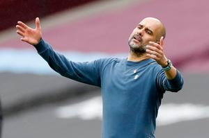 Pep Guardiola endured another frustrating afternoon against West Ham