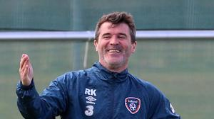 Republic of Ireland assistant manager Roy Keane has called for a home win for Sunday's Euro 2016 qualifier against Poland