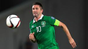 Republic of Ireland manager Martin O'Neill has warned former Celtic striker Robbie Keane, pictured, his local knowledge will count for little when he names his team to face Scotland