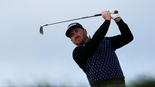 """Graeme McDowell's poor form prompted """"crazy"""" thoughts of quitting golf"""