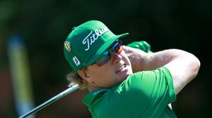 Charley Hoffman took advantage of a late start in Texas