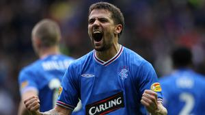 Nacho Novo suffered a suspected heart attack in Germany on Saturday evening