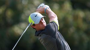 Rory McIlroy, pictured, explained his comments about Phil Mickelson and Tiger Woods