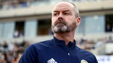 Scotland, managed by Steve Clarke, and the other Euro 2020 play-off hopefuls may be kept waiting until days before the tournament to seal qualification (Tim Goode/PA)