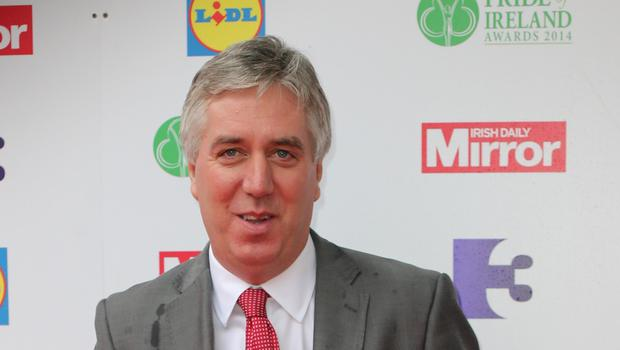 John Delaney came to a settlement with FIFA after Thierry Henry's handball in 2009