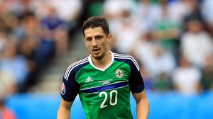 Craig Cathcart has not played for Northern Ireland since Euro 2016