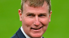 Stephen Kenny has endured a difficult week on and off the pitch