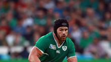 Sean O'Brien, pictured, will miss Ireland's World Cup quarter-final with Argentina after receiving a one-week ban