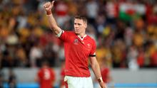 Liam Williams will miss Wales' opening Six Nations match after being sent off playing for Scarlets (David Davies/PA)