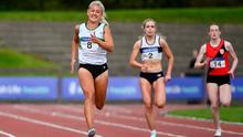 """""""The running is the easy part,"""" says Sarah Lavin of being an elite athlete during the pandemic. Photo: Sportsfile"""