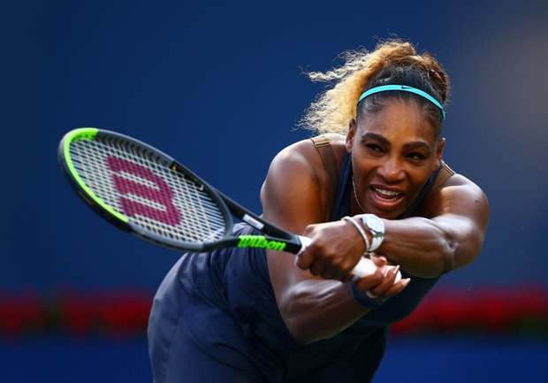 'There are plenty of exceptions, obviously, Serena Williams being the luminous example of her generation. Williams, and for a few years her sister Venus, revolutionised the appeal of women's tennis with their exhibitions of power and athletic greatness.' Photo: Getty