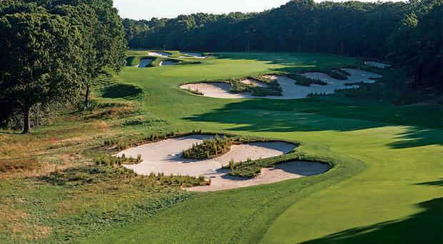 The Bethpage Black Course
