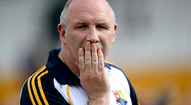 Glenn Ryan pictured during his time as Longford manager
