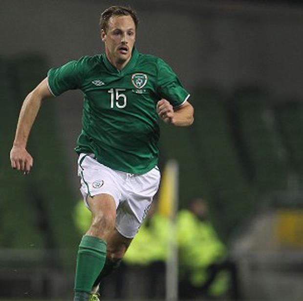 David Meyler is struggling with a knee injury