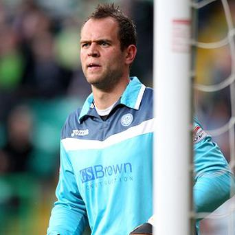 Alan Mannus made his first international start for Northern Ireland against Malta